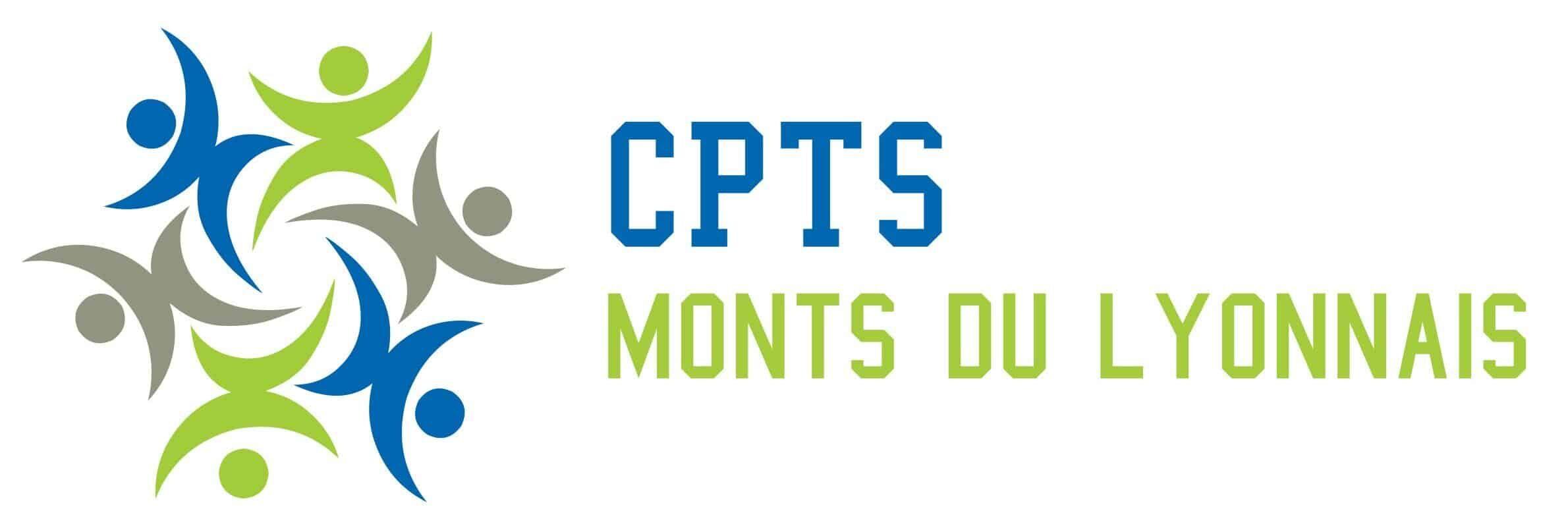 Logo CPTS des Monts du Lyonnais