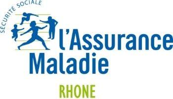 Logo Assurance Maladie Rhône